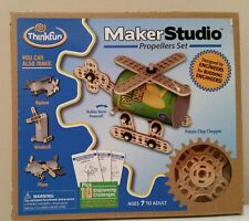 ThinkFun Maker Studio Propellers Building Kit Become An Engineer Project Plans