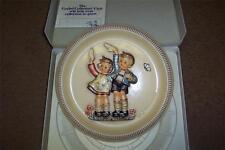"""Hummel Anniversary Plate 1985  """"Auf Wiedersehen""""  MIB"""
