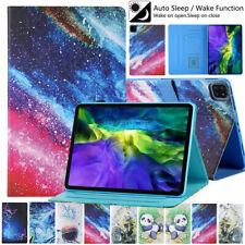 """For iPad Pro 11"""" 2020 10.2"""" 9.7"""" mini 5 Magnetic Leather Smart Case Stand Cover"""