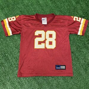 Washington Redskins Darrell Green Youth Jersey Size 5/6 Adidas Vintage