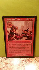 Gratuitous Violence Onslaught Red Rare mtg Magic: the Gathering NM/M