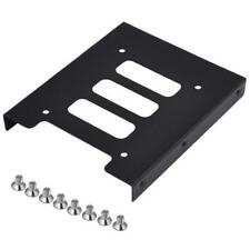 "2.5"" to 3.5in SSD to HDD Metal Mounting Adapter Bracket Dock Hard Drive Holder"