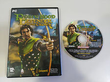 ROBIN HOOD DEFEND OF THE CROWN SET FOR PC DVD-ROM SPANISH MICROMANIA