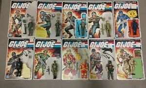 Gi Joe Straight Arm Snake Eyes Complete With Lot Of Figures