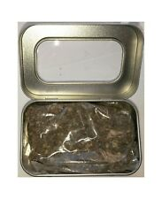 Natural Resin Incense   BENZOIN   50 gram packet In a silver coloured tin