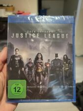 Zack Snyder's Justice League (2021) (Blu-ray) BRAND NEW!! Snyder Cut