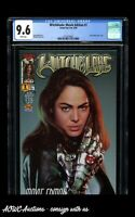 Image/Top Cow - Witchblade: Movie Edition #1 (Yancy Butler Photo) - CGC 9.6 NM+