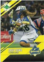 2019 Parkside Major League Lacrosse Cards