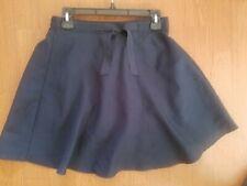 Izod Girls Skirt Size 14+ Blue ~ School Uniform