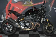 2016 Ducati Monster 1200 R Thrilling Black