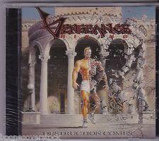 VENGEANCE RISING - DESTRUCTION COMES (*NEW-CD, 2013, Intense Millennium) Reissue