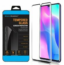 For Xiaomi Mi Note 10 Lite 3D Curved Tempered Glass Screen Protector