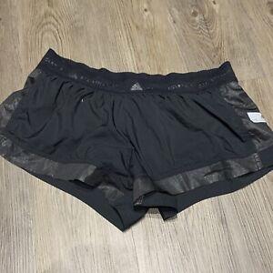 Adidas Stella McCartney Run Tennis Yoga Gym Workout Shorts Size M