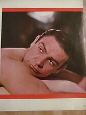 Sean Connery, Full Page Vintage Pinup