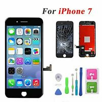JG-TR LCD Touch Screen Display Digitizer Assembly Replacement iPhone 7 Black