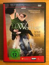 Werther.  Mit Hannah Herzsprung DVD