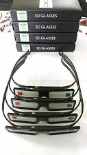 4X replacement TDG-BT500A/400A SSG-5100GB active 3D Glasses For Sony Samsung TV