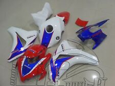 Carena Honda CBR 1000RR 2008 2009 2010 2011 PERSONALIZZABILE ABS BLU RED
