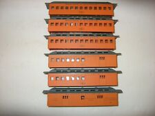 HO scale old time Rivarossi passenger car bodies + more all Western & Atlantic!!