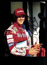 Ralf Schumacher Original Signiert Formel 1 +G 18541