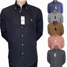 Polo Ralph Lauren Hemd Freizeithemd Bussineshemd Größe S-XXL Slim Fit
