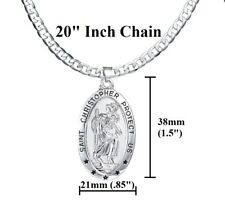 314478baa 925 Sterling Silver Mens Women's 20