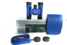 LEICA FERNGLAS ULTRAVID 8X20 Colorline Capri-blau - 40625  * Fotofachhändler *