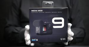 GoPro Hero 9 Black Camera Media Mod Boxed - 'The Masked Man'