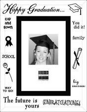 LAUREA in vetro cornice tappo e Abito da Scuola Congratulazioni 3-304-46 B10