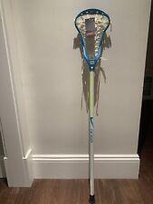 New Womens Nike Lacrosse Stick. Nike Lunar Head With Nike Arise Shaft.
