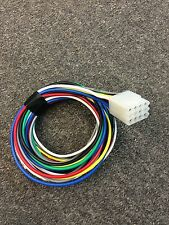 New Federal Signal PA300 - Smart Siren SS2000 - Vision -Harness Power Plug Cable