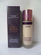 Tarte Shape Tape Matte Foundation in Fair Sand 30ml BNIB