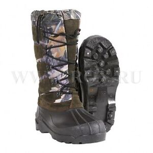 ANTARKTIDA Hunting Ice Fishing Winter Waterproof Warm Camouflage Boots Outwear .