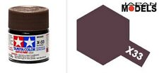 Acrylic Paint - Colore Acrilico Vernice 10ml X-33 X33 BRONZE 81533 Tamiya