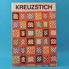 Kreuzstich | Sticken | Verlag für die Frau | DDR 1976 A