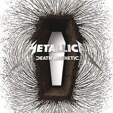 Metallica-Muerte Magnético Nuevo 180g Doble Lp De Vinilo