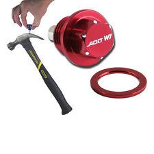 ADD W1 Engine Magnetic Oil Drain Plug M14 X 1.5mm 14x1.5mm Red Nut Bolt