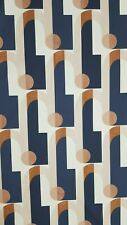"Arcade designer fabric John Lewis 3 metres long by 137cm/54"" wide"