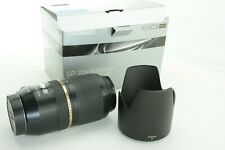 Canon EF, Tamron SP 70-300 mm F / 4-5.6 USD VC A005