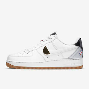 Nike Air Force 1 07 LV8 [CT2298-100] Men Casual Shoes NBA White/Pure Platinum