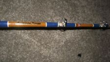 """Seeker A-655Xh- 5 1/2"""" Rs/Rt 40(50)60 lb Trolling Rod In Excellent Condition"""