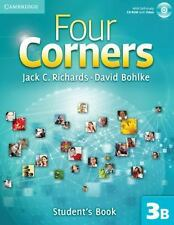Four Corners, Level 3B Pack by Jack C. Richards and David Bohlke (2012,...