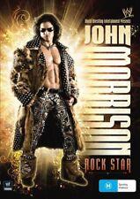 WWE - John Morrison : Rock Star (DVD, 2010) - Region 4