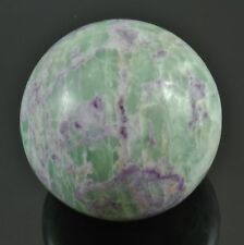 "SERPENTINE & STICHTITE Polished Sphere 117.2 grams 1.68""w/ Healing Property Card"
