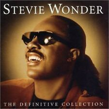 Stevie Wonder - Definitive Collection [New CD] UK - Import