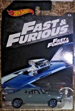 2018 Hot Wheels Fast & Furious Wal-Mart Exclusive '70 Chevelle 2/6 - Primer