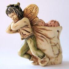 MPS Harmony Kingdom: Good Faerie: Small Fairy & Strawberry Box Figurine #13 Braw