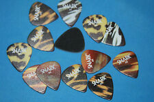 12 Pack of Sigmund Freud Picks by Snark,.88 mm Choice Celluloid Neo Tortoise,88C