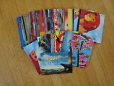RARE 81-CARD BASE SET OF LION KING SERIES 2 TRADING CARDS! DISNEY!