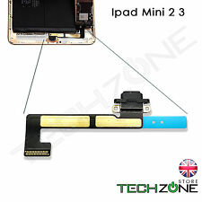 iPad Mini 2 Mini 3 Charging Port Flex Charger Lightning Connector Cable Black